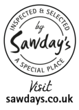 Inspected by Sawday's